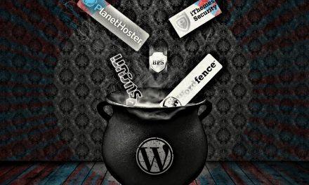 Ma recette pour un WordPress sécurisé !