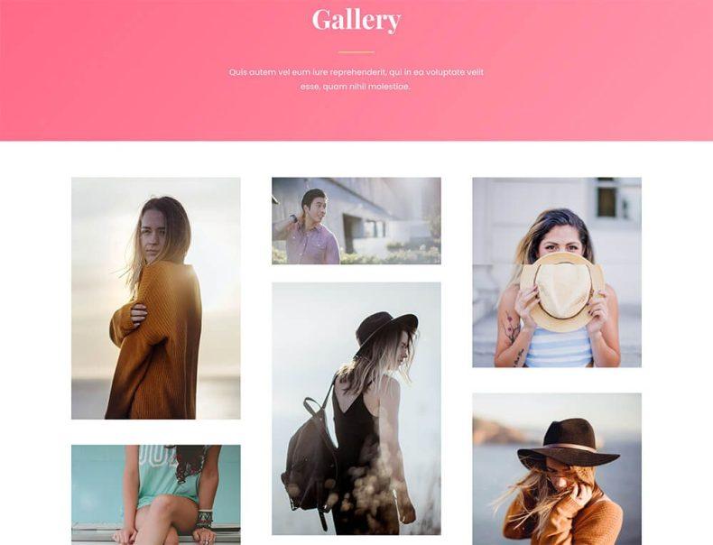 Divi: primer mejor tema de WordPress para mujeres, estilistas de uñas, sitios de moda femenina, maquillaje, etc.