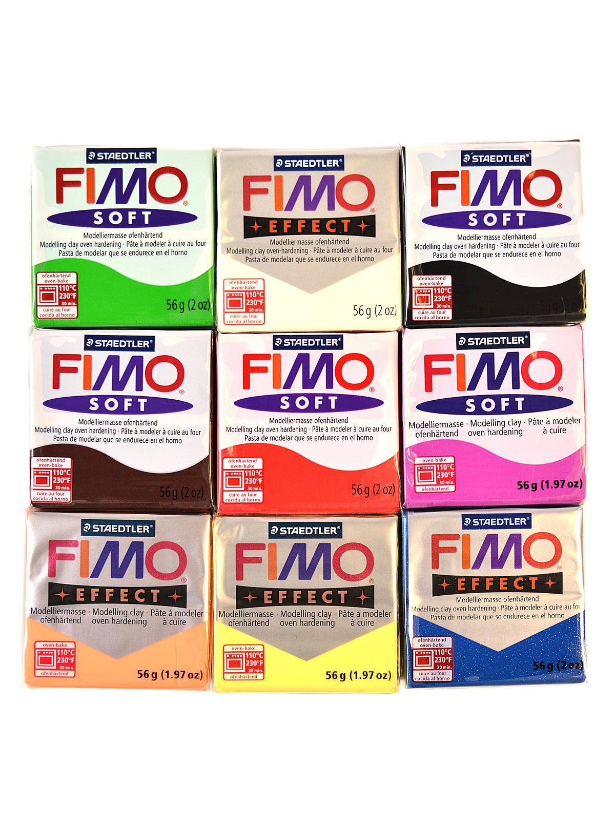 Fimo Soft Polymer Clay  MisterArtcom