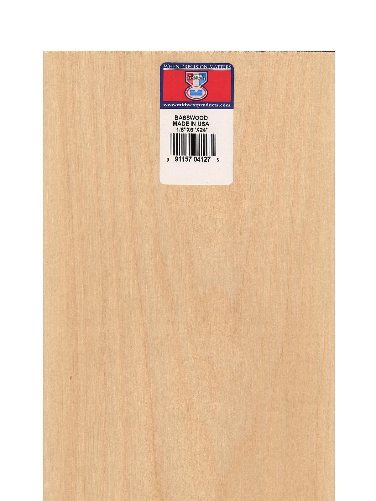1 8 Wood Sheets
