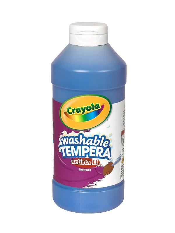 Crayola Artista Ii Liquid Tempera Paint