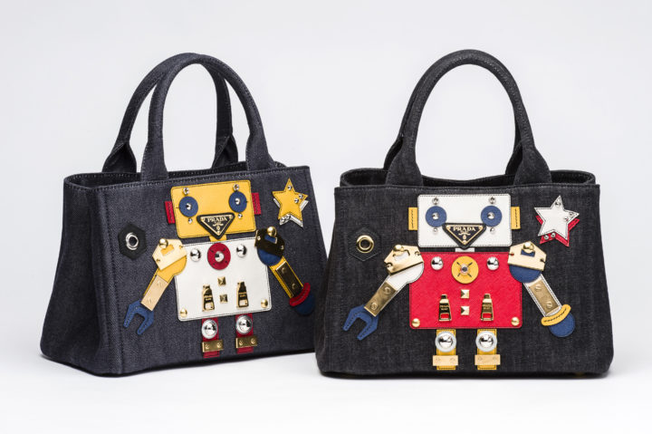 Prada Robot Capsule Collection