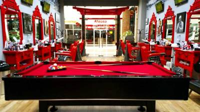 Asia Mall Mister Barber Shops 2