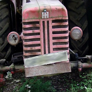 TractorFront