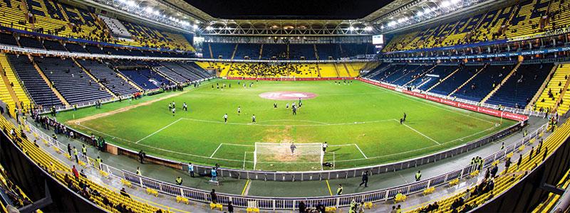 Sezione società di calcio