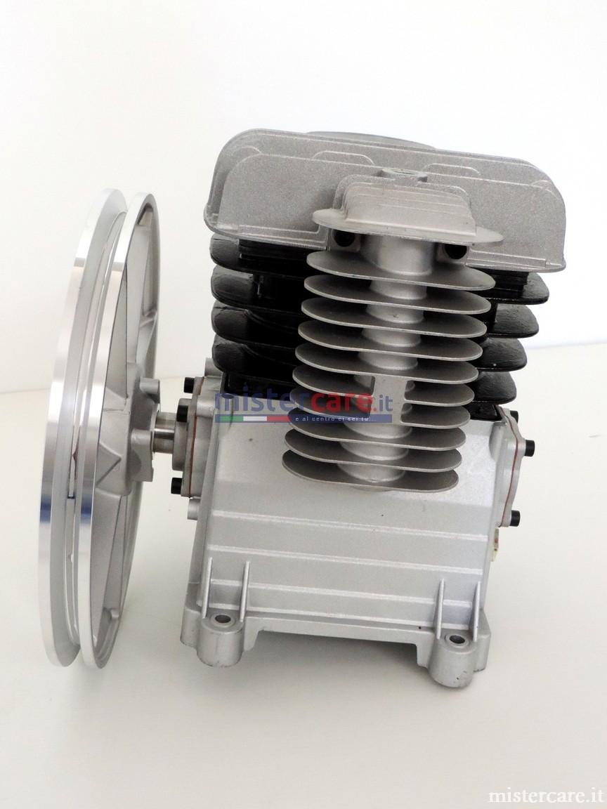Mistercare  prodotti professionali Nuair  Gruppo pompante B2800B 10 Bar  22 Kw