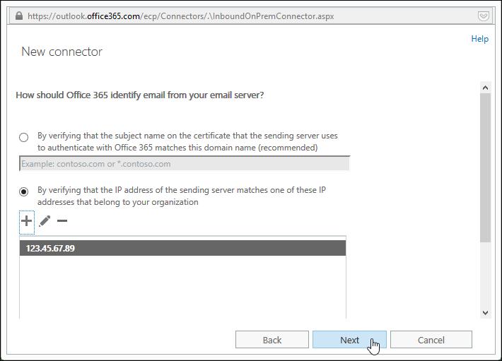 How to setup an Office 365 SMTP Relay – Mister Cloud Tech