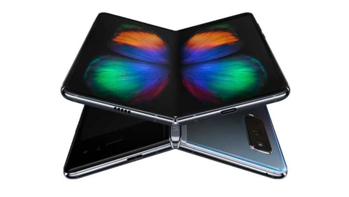video di Samsung Galaxy Fold