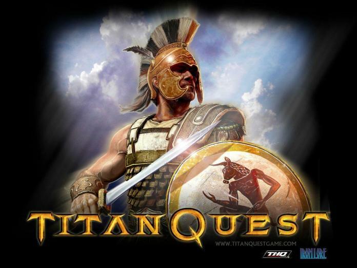 Image du jeu originel Titan Quest