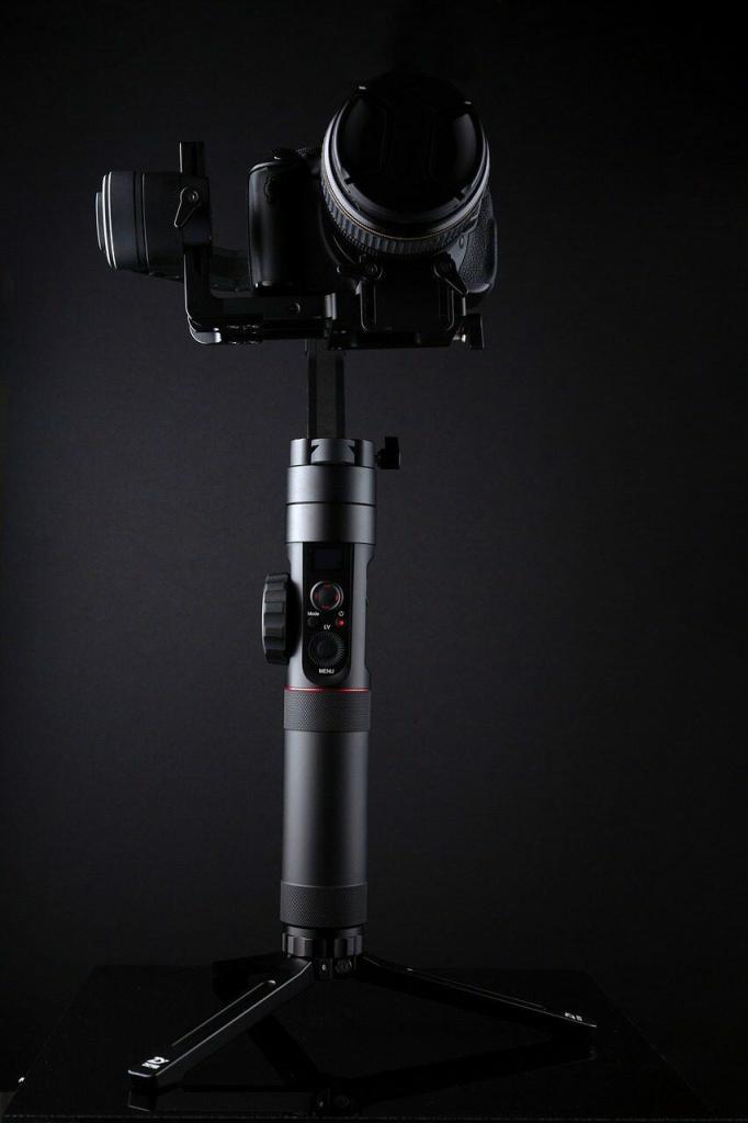 Stabilisateur pour appareil photo et smartphone