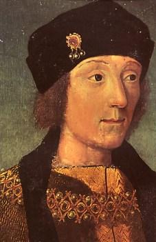Enrique VII como Theon Greyjoy