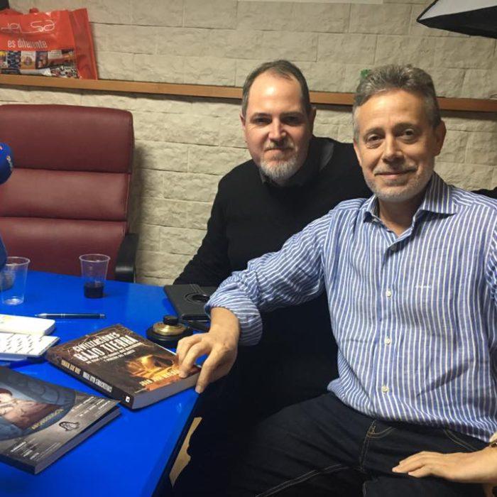 Pedro y Jesús en La Escobula