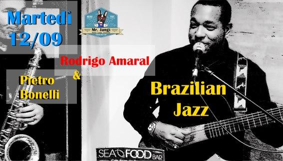 Brasilian Jazz al Mister Jangi