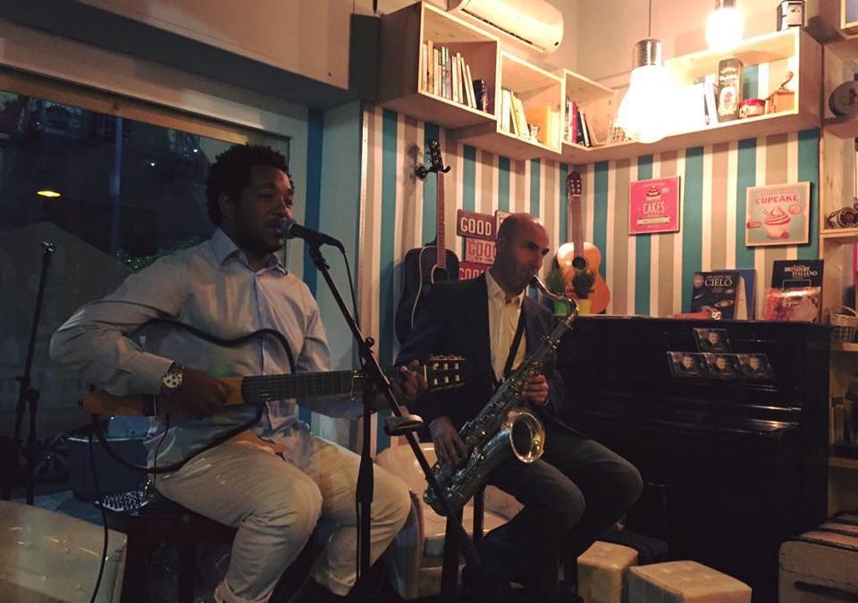 Jazz in Festival al Mister Jangi'