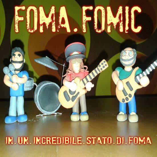 Foma Fomic Venerdì 9 Febbraio Live Music