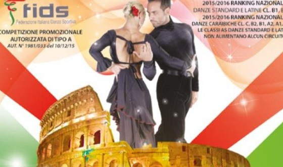 Roma Dance Cup un grande successo