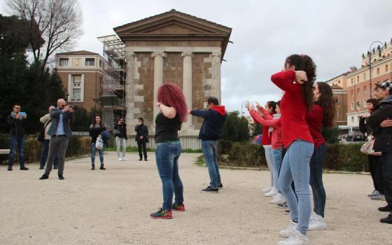 Flash Mob dell'Amore