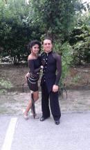 romina e marco danza sportiva