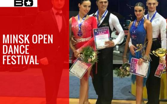 """Mabo Team presente anche alla gara in Bierlorussia """"Minsk Open Dance Festival""""!"""