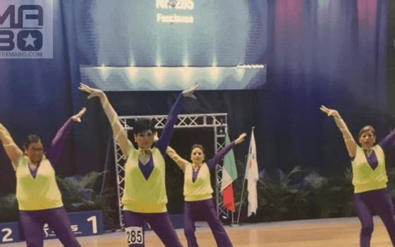 Ottimi piazzamenti per i Balli Coreografici ai Campionati Italiani di Categoria