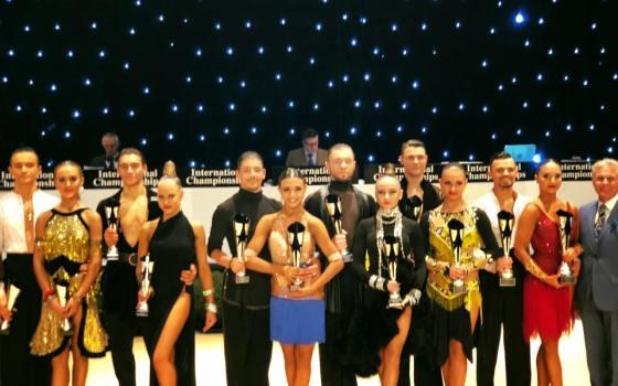 Complimenti ai nostri atleti Natalia e Alessandro!