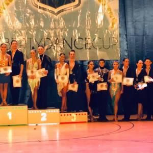 Grandi risultati per il Mabo Team alla Liberty Dance Cup 2019