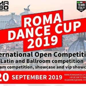 Roma Dance Cup 2019