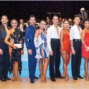 Gli atleti Mabo in prima pagina su Dance News