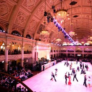 Blackpool Dance Festival 2021
