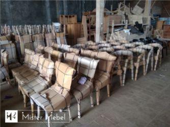 Packaging furniture