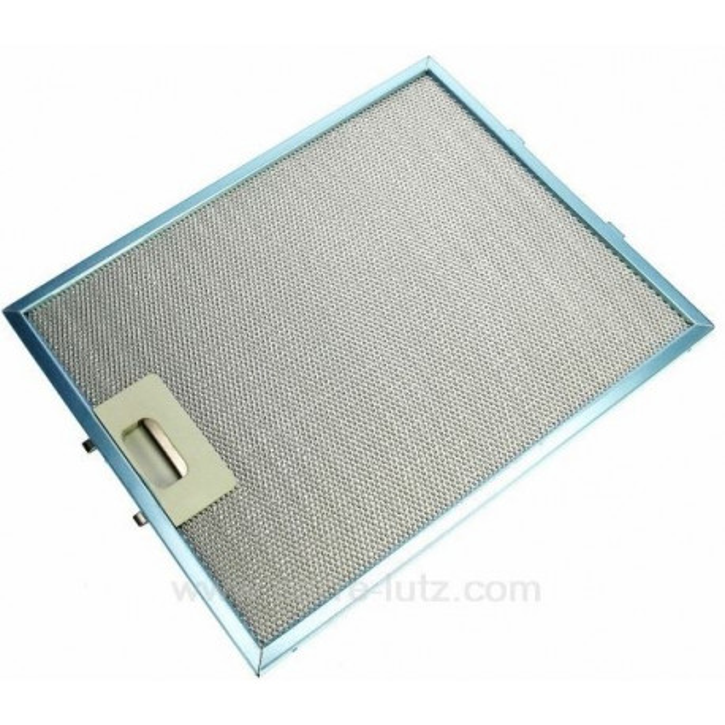 filtre metal 260 x 320 mm pour hotte ariston c00076591