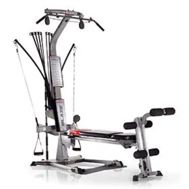 Exercise bench for working out