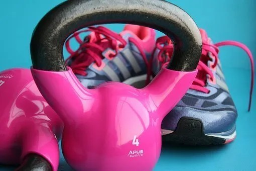 Working out equipment