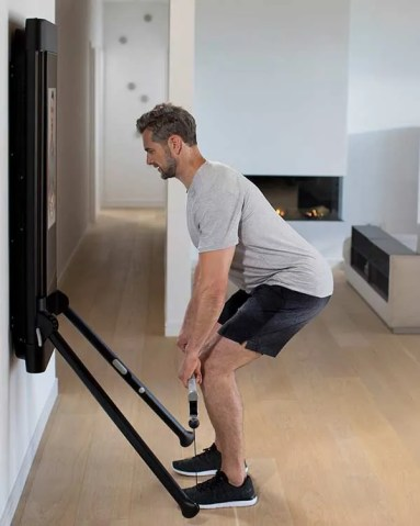 Tonal equipment for easy at home workouts