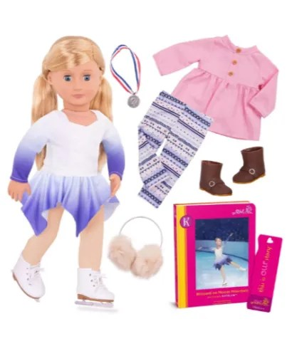 Things to do this Christmas- Kate Doll gift