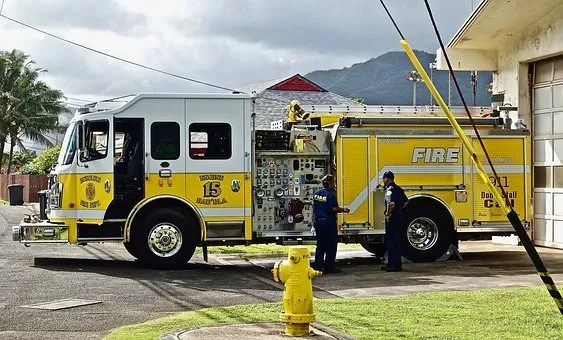Fire Engine- money saving tips