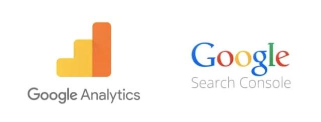 Broken links on a website- Google search Console logo