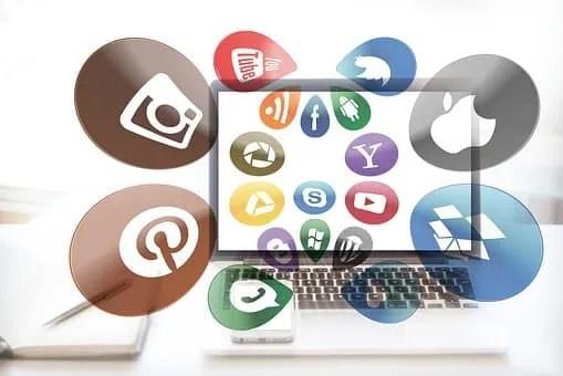 digital marketing logos