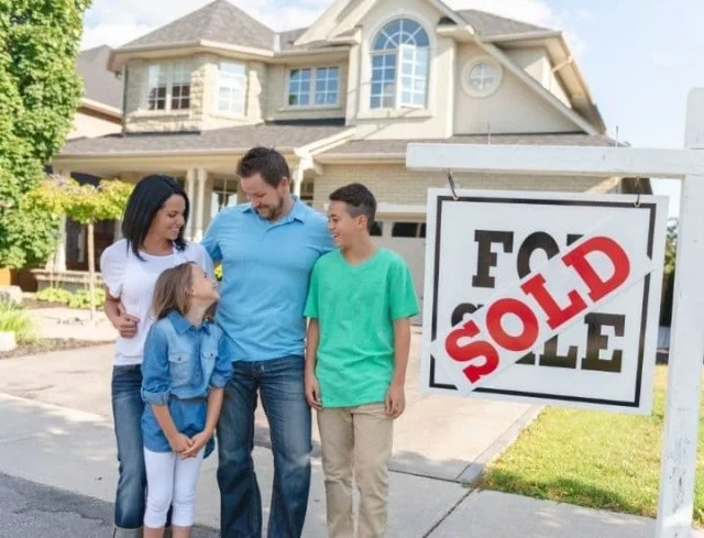How to save up for a house- Family by new home