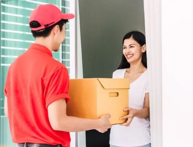 How to save up for a house- food delivery service