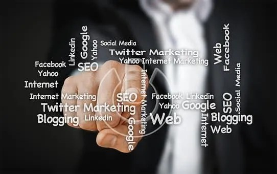 Why do people write blogs- social media marketing sign