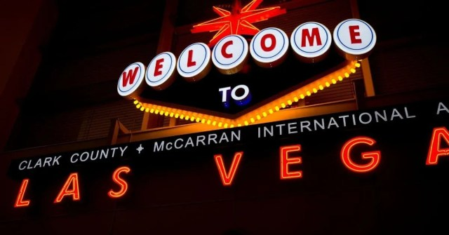 Most affordable U.S. cities- Las Vegas Welcome sign