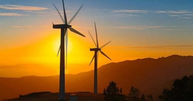 Top renewable energy stocks- wind farm