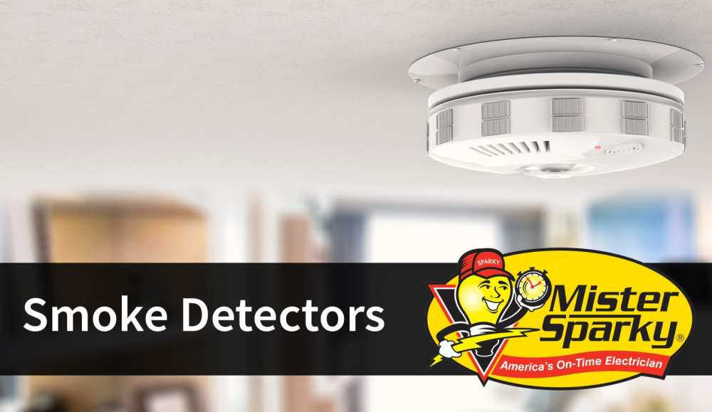 medium resolution of mister sparky oklahoma city can help with smoke detector maintenance