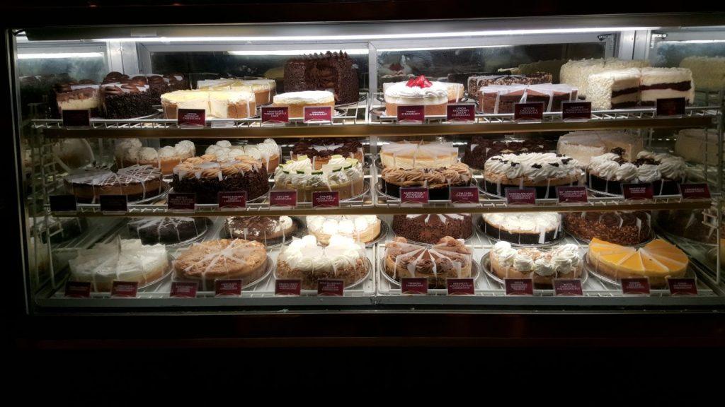 Kuchen ohne Ende.... :)