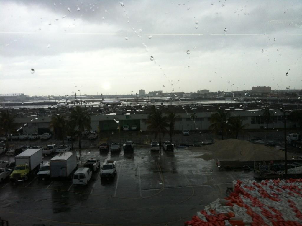 Flughafen-Miami