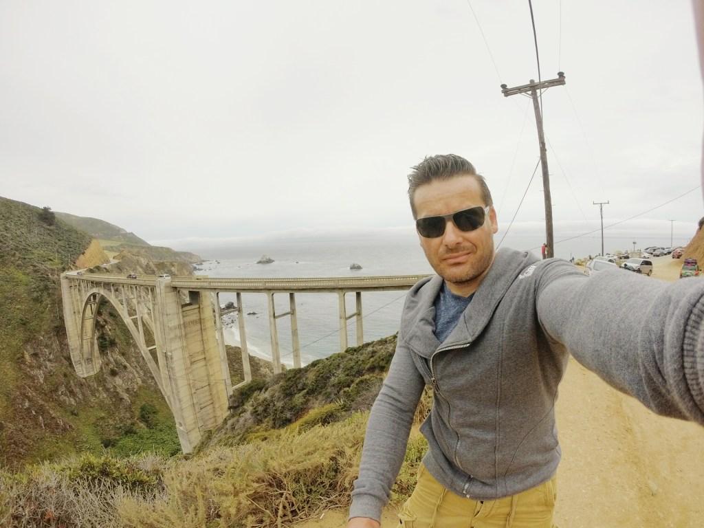 """Ich sage nur: """"Was für ein fantastischer Ausblick!!"""" – Also auf die Brücke und das Meer….ich meine diesmal nicht mich…. ;) Obwohl, auch der Ausblick ist nicht schlecht...*hehe"""