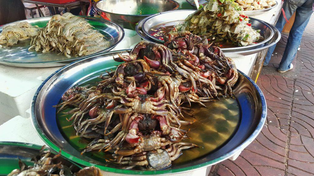 Seafood auf chinesisch!