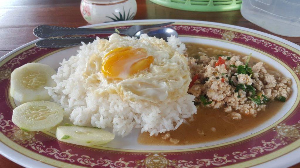 Habe ich schon gesagt, dass ich Thai Food liebe!!!