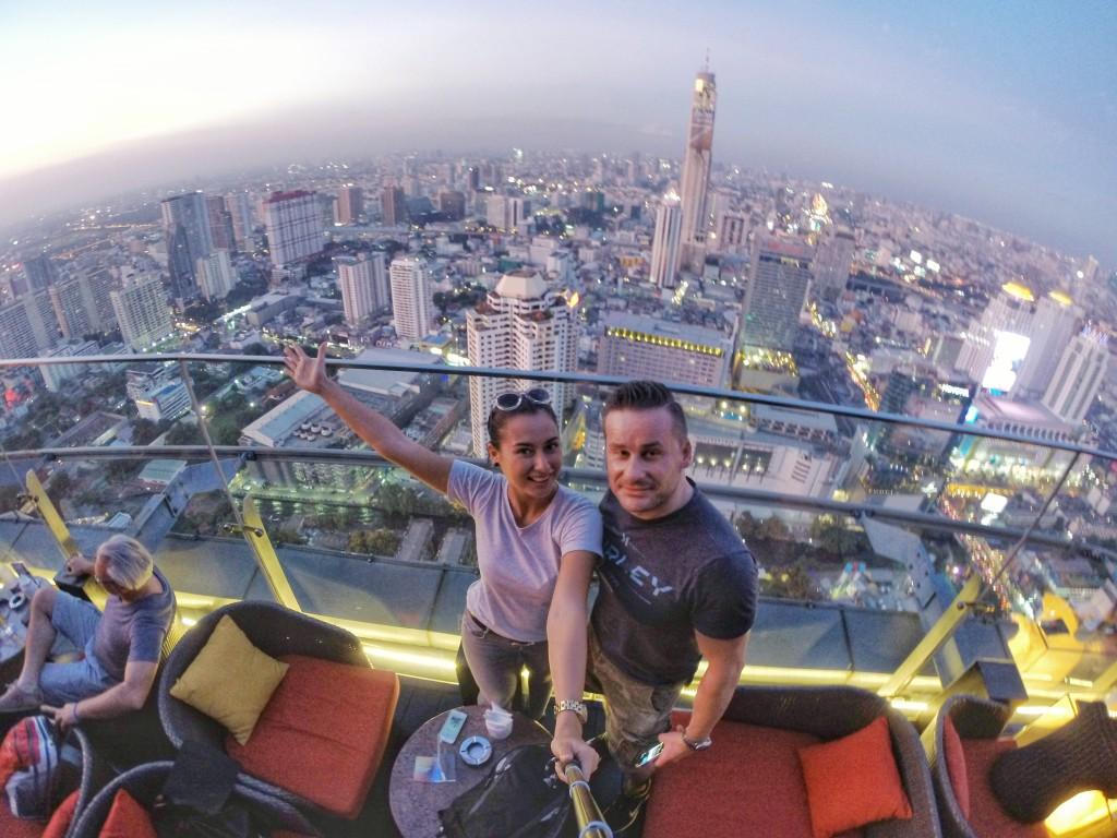 Welcome 2 Bangkok!! :)